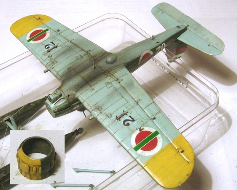 Montage: Arado Ar196A, Sword 1/72 - Page 3 Montag19