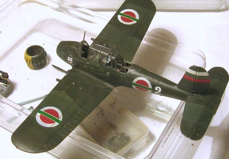 Montage: Arado Ar196A, Sword 1/72 - Page 3 Montag22