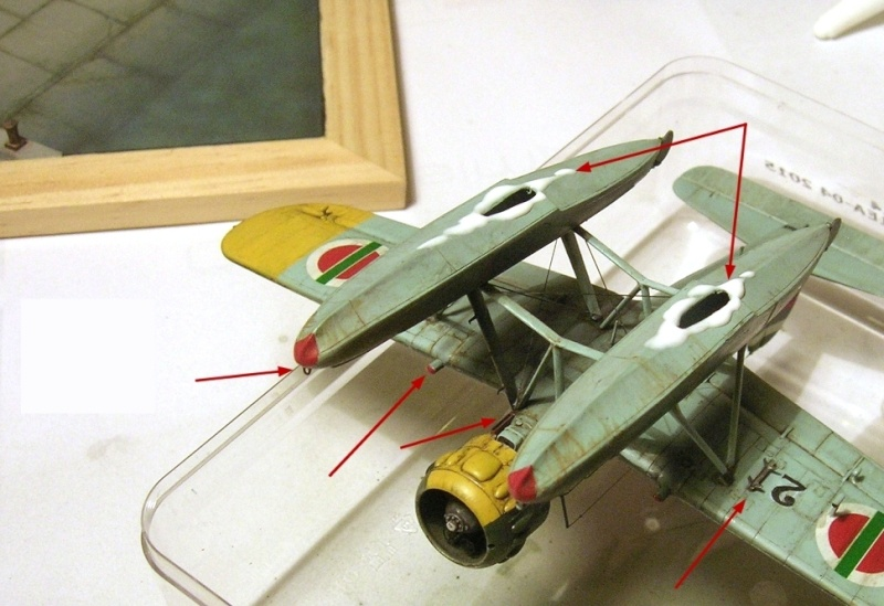 Montage: Arado Ar196A, Sword 1/72 - Page 3 Montag23