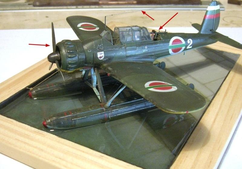 Montage: Arado Ar196A, Sword 1/72 - Page 3 Montag25