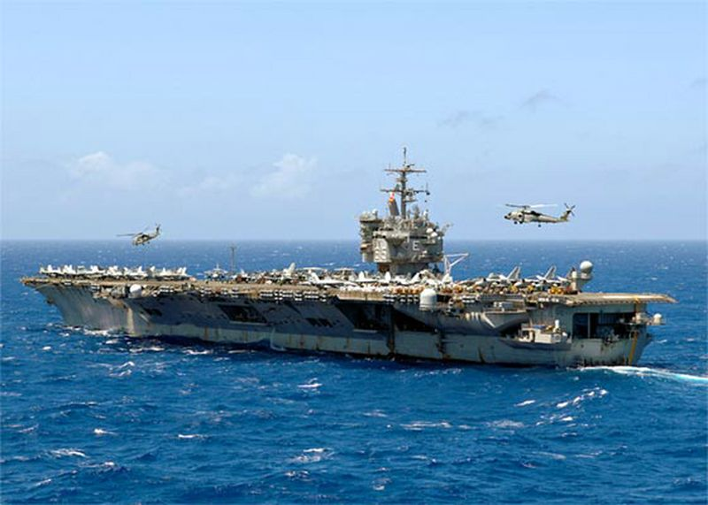 CV & CVN : Aircraft Carriers - Porte-avions Enterp10