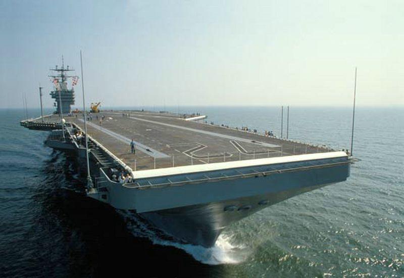 CV & CVN : Aircraft Carriers - Porte-avions Lincol10