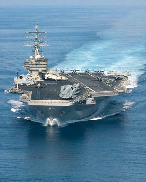 CV & CVN : Aircraft Carriers - Porte-avions Reagan10