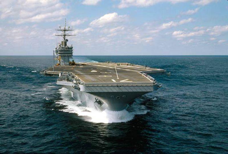 CV & CVN : Aircraft Carriers - Porte-avions Roosev10