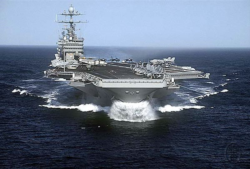CV & CVN : Aircraft Carriers - Porte-avions Truman10