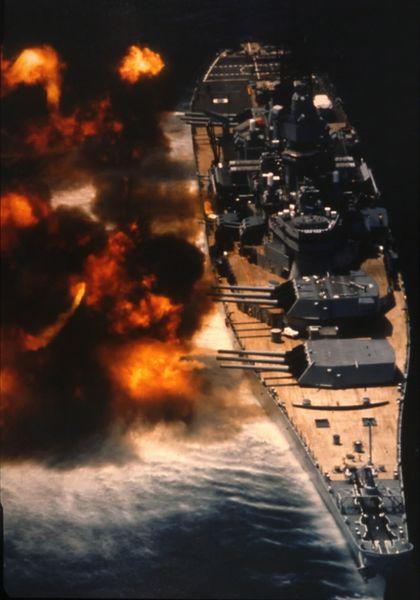 Battleships - Cuirassés Uss20i10