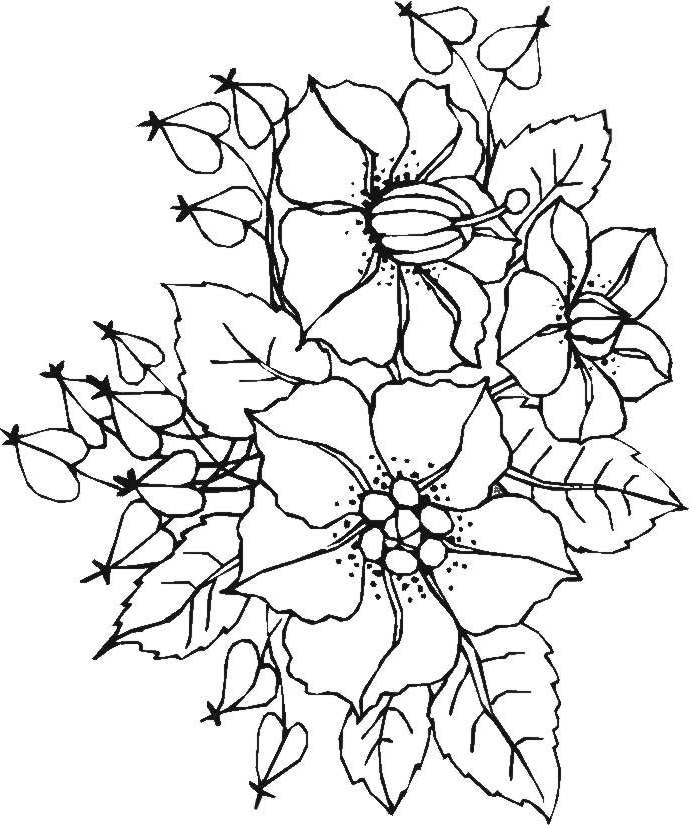 PINTURA EN TELA Y SEDA Blumen10