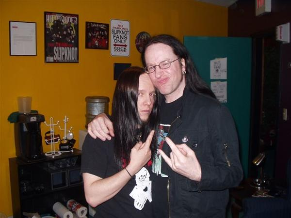 Joey Jordison 11602910