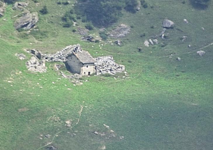 Nazonde, ancien hameau de Tignes Nazond10