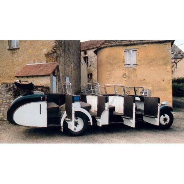 collection Hachette : AUTOBUS et AUTOCARS du monde Chemin17