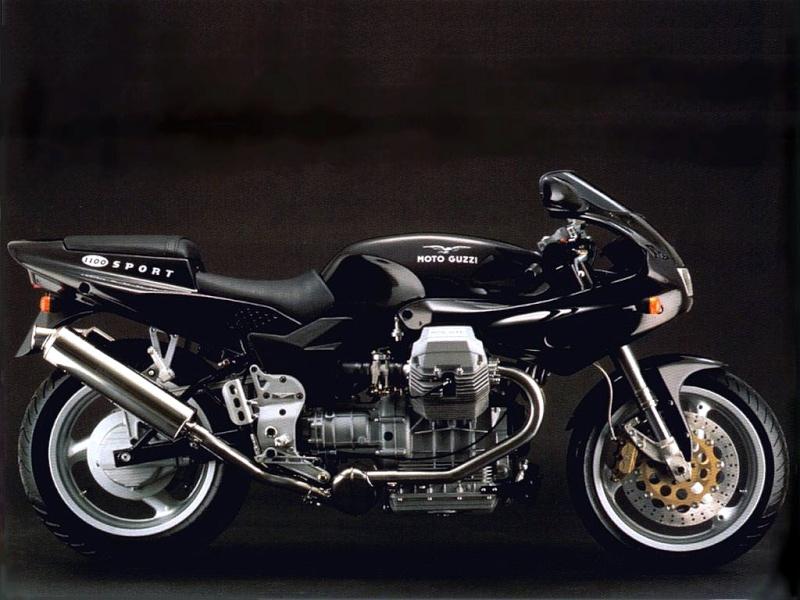 GUZZI 1100 SPORT 1997, HAAAAAAAAAAARG Moto-g10