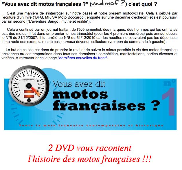 A VOIR ABSOLUMENT : L'histoire des moto francaises. Screen12