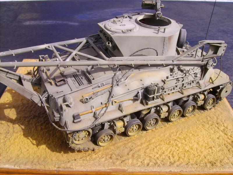 Ambutank et M74 IDF - 1/35 - Bases Dragon et Italeri M74310