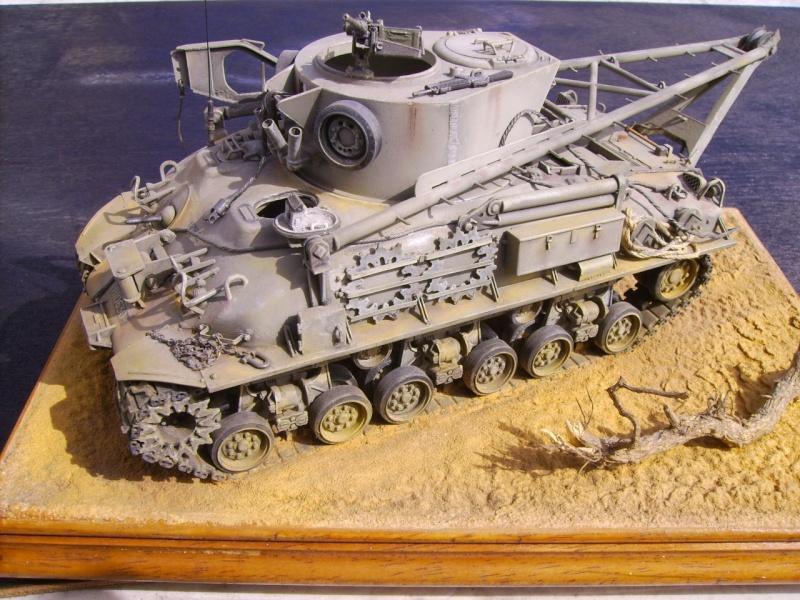 Ambutank et M74 IDF - 1/35 - Bases Dragon et Italeri M74610