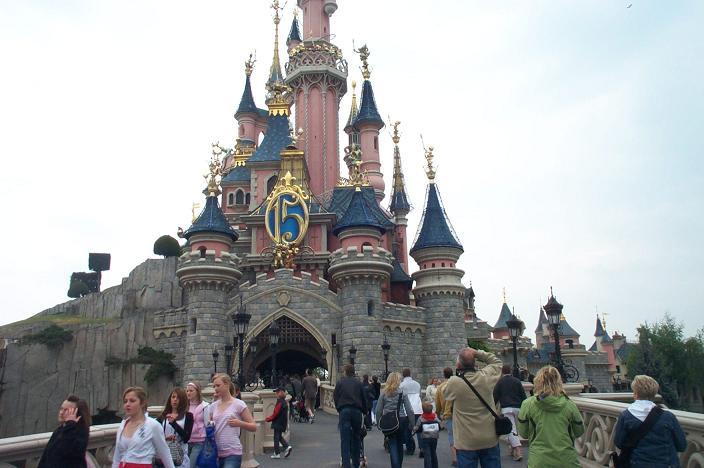 Combien de fois y avez-vous été ? Disney13