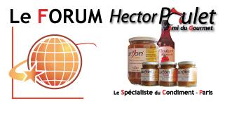 Hector Poulet, l'ami du Gourmet