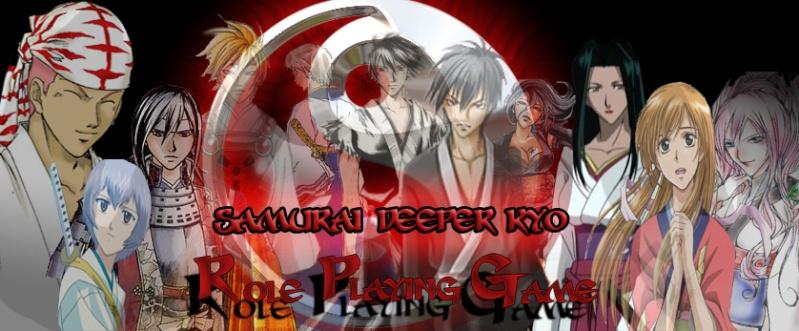 Samouraï Deeper Kyo