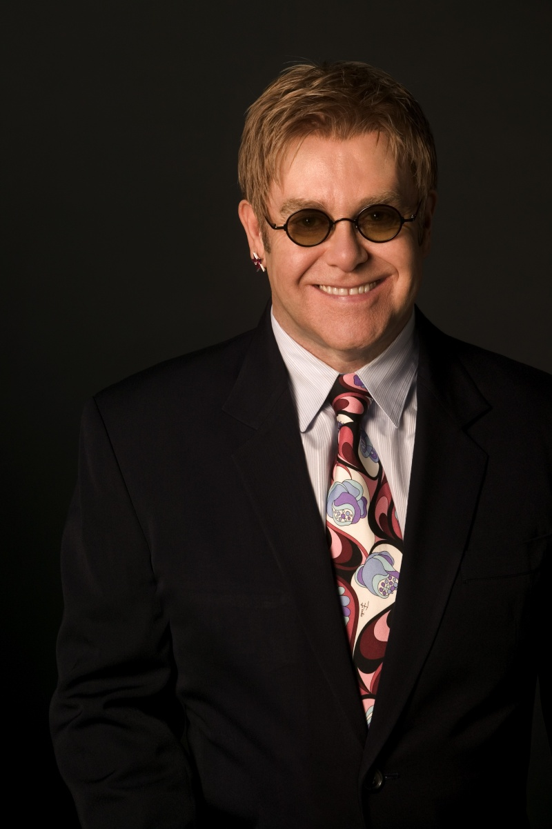 Elton John Sirelt10