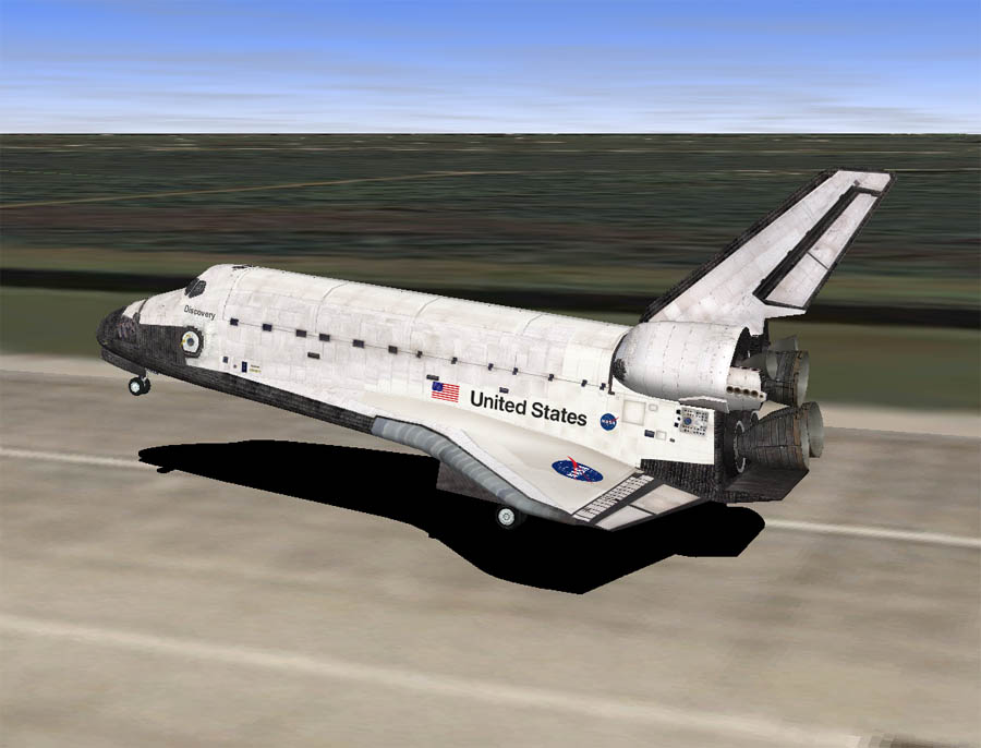Space Shuttle-FSX Temp111
