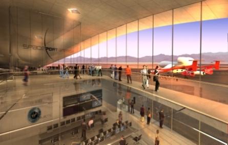 Le futur port spatial America dévoilé Temp210