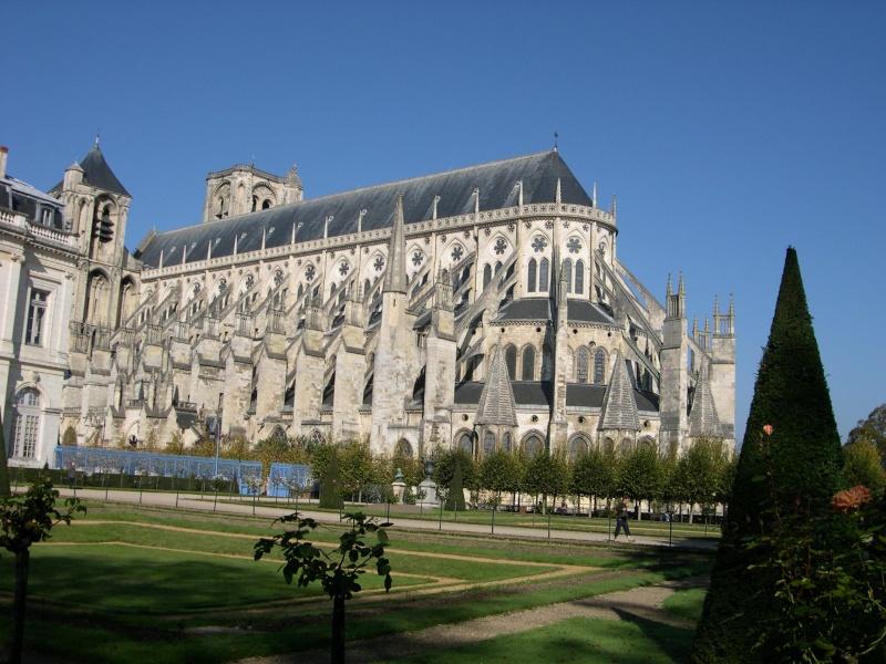 La cathédrale de Bourges Dscn3010