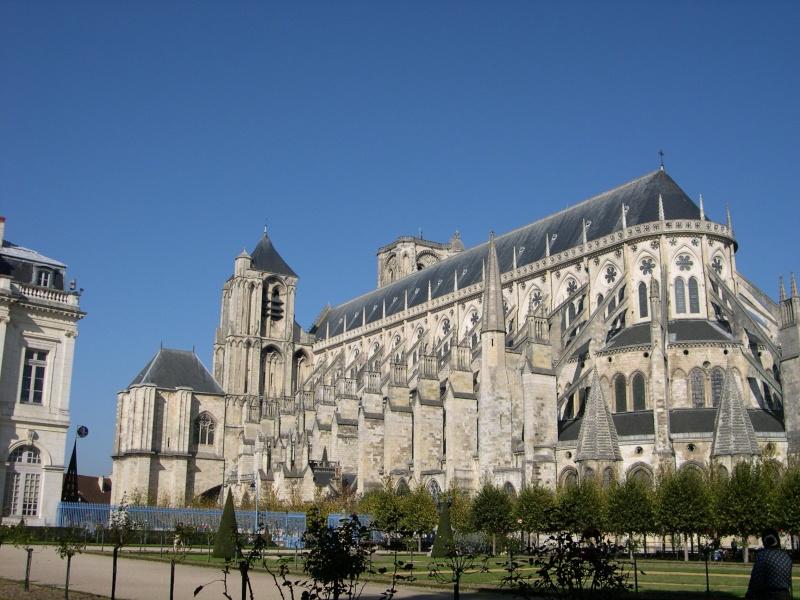 La cathédrale de Bourges Dscn3011