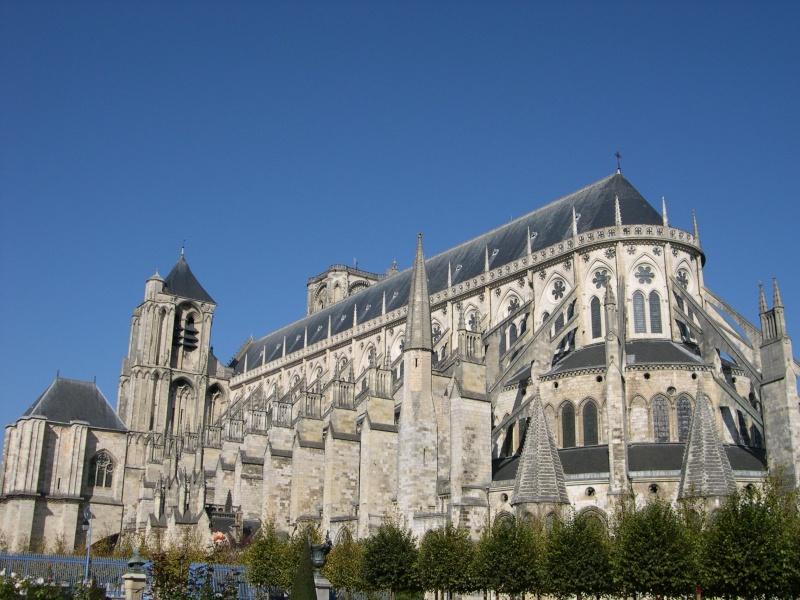 La cathédrale de Bourges Dscn3012