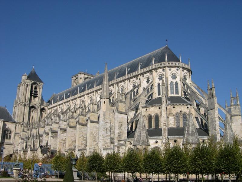 La cathédrale de Bourges Dscn3013