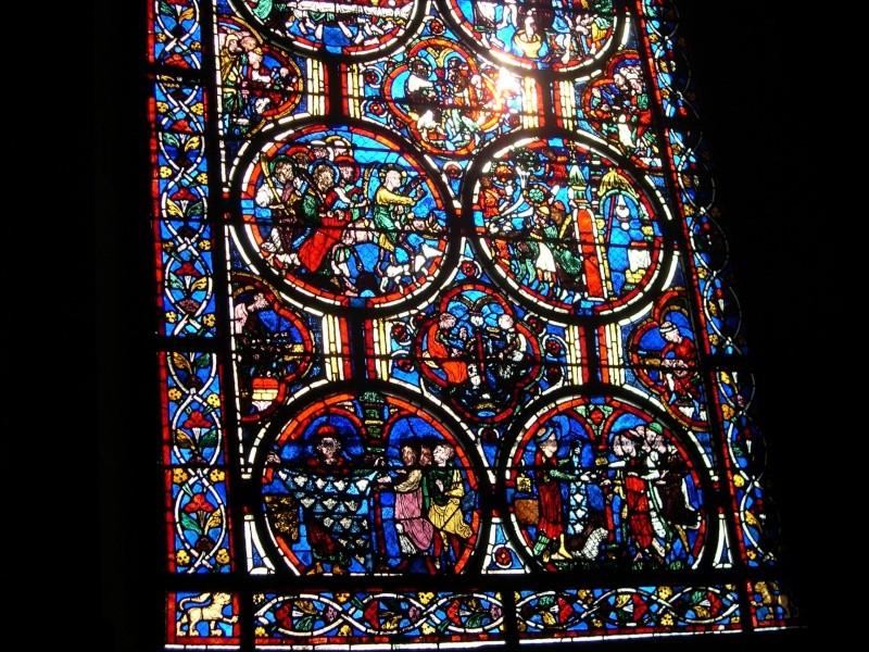 La cathédrale de Bourges Dscn3023