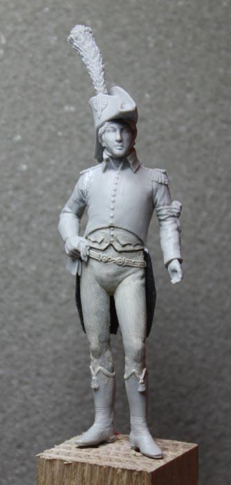 Eugène de Beauharnais aide de camp de Bonaparte en Égypte 1798-1799. 0210