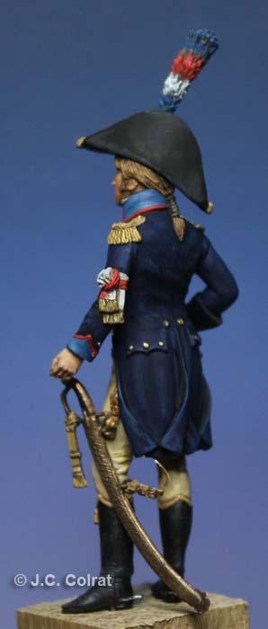 Eugène de Beauharnais aide de camp de Bonaparte en Égypte 1798-1799. 0510
