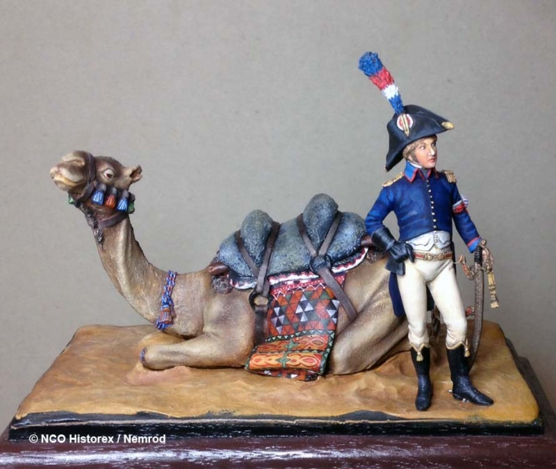 Eugène de Beauharnais aide de camp de Bonaparte en Égypte 1798-1799. 0710