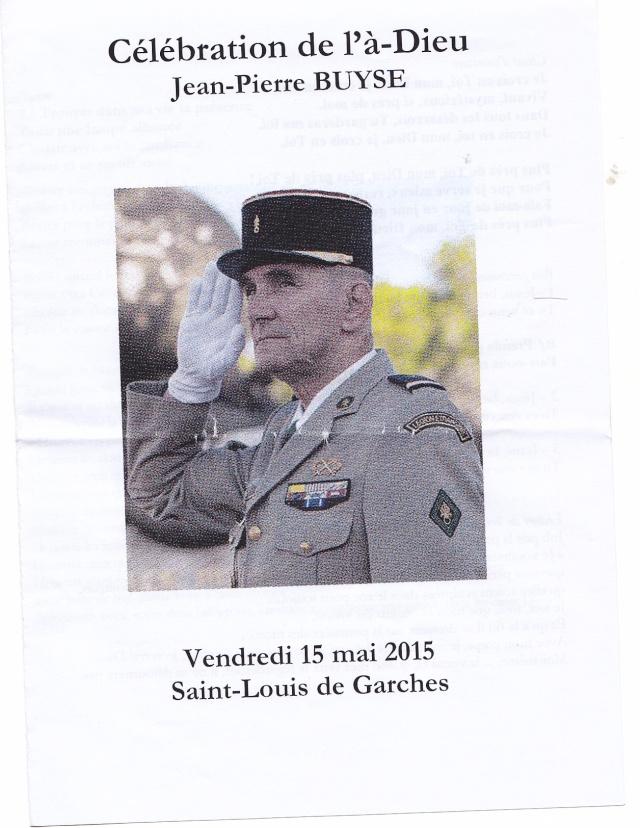 Décès de Jean Pierre BUYSE    ( LEGION BAJEL) - Page 2 Img10