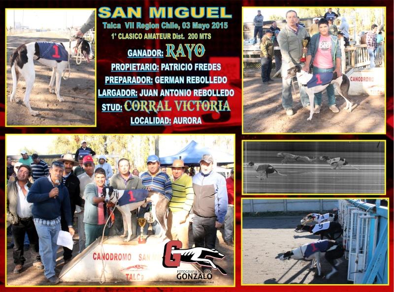 GRANDES CLASICOS EN CANODROMO SAN MIGUEL DE TALCA PARA ESTE DOMINGO 3 DE MAYO 1-clas12