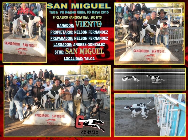 GRANDES CLASICOS EN CANODROMO SAN MIGUEL DE TALCA PARA ESTE DOMINGO 3 DE MAYO 6-clas12