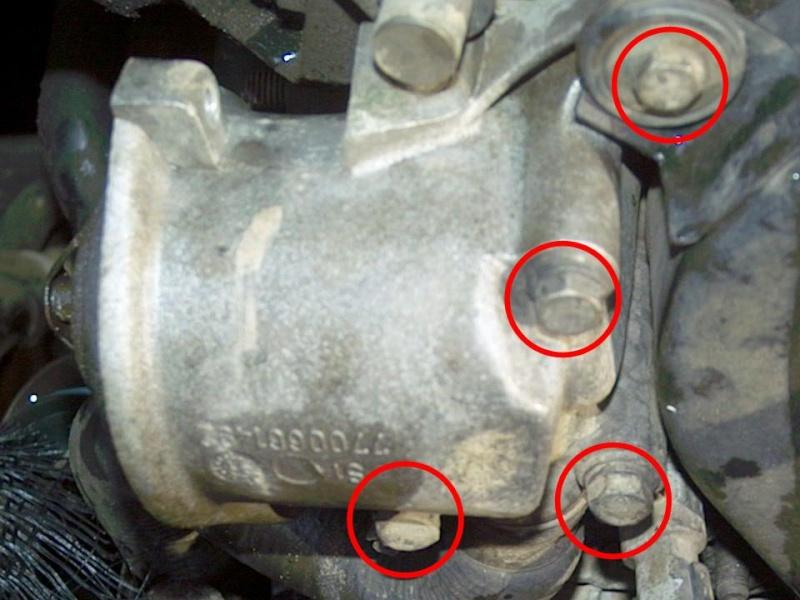 pompe à eau xj Calors11