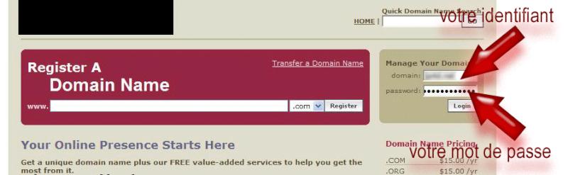 Reconfigurer un nom de domaine externe pour qu'il dirige vers votre forum 110