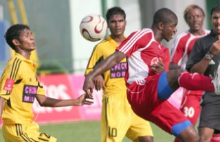 Dhivehi Foot Ball Index10