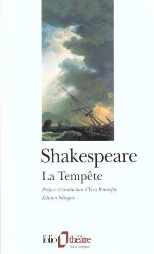 Lecture en commun - Shakespeare : La tempête 16173710