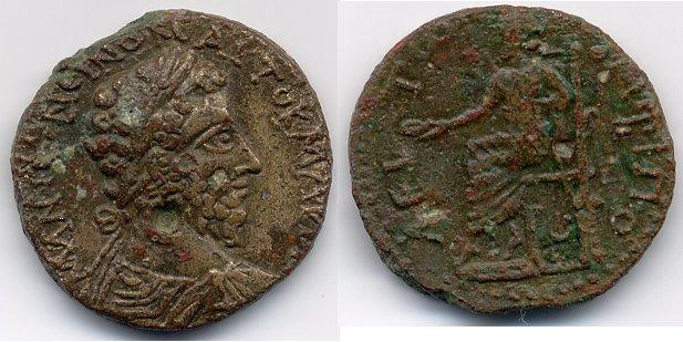 galerie de bronzes provinciaux Aurele10