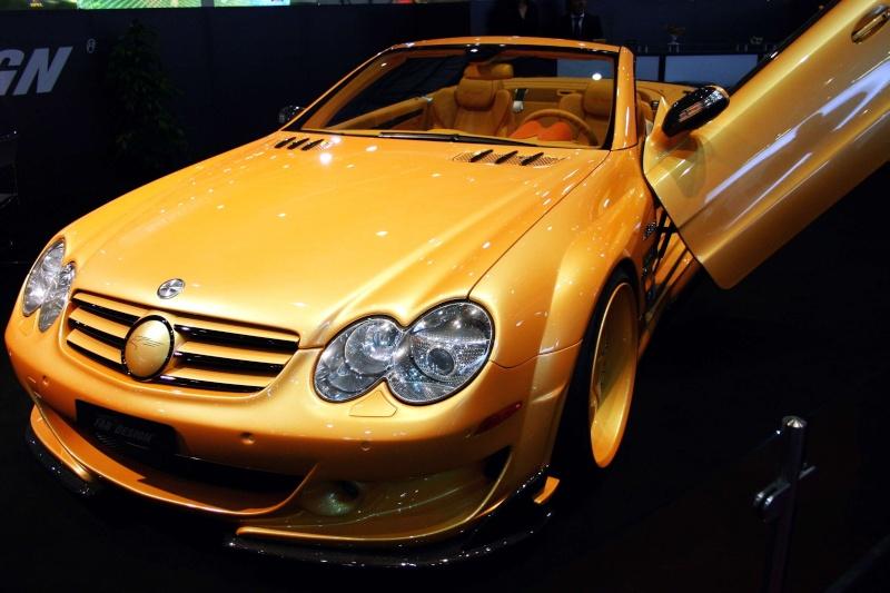 [Photos] Galerie : La Mercedes SL R230 Fab_de44