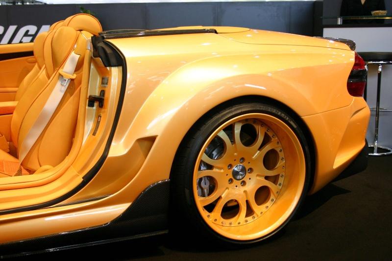 [Photos] Galerie : La Mercedes SL R230 Fab_de45