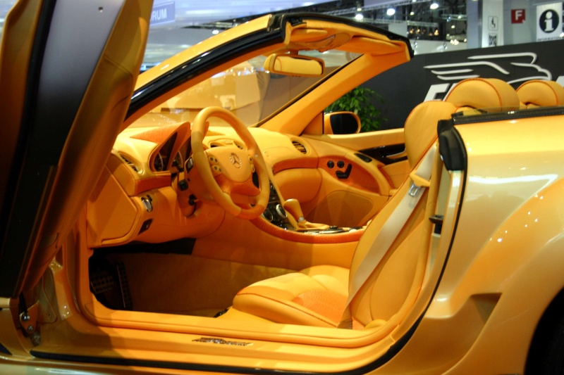 [Photos] Galerie : La Mercedes SL R230 Fab_de46