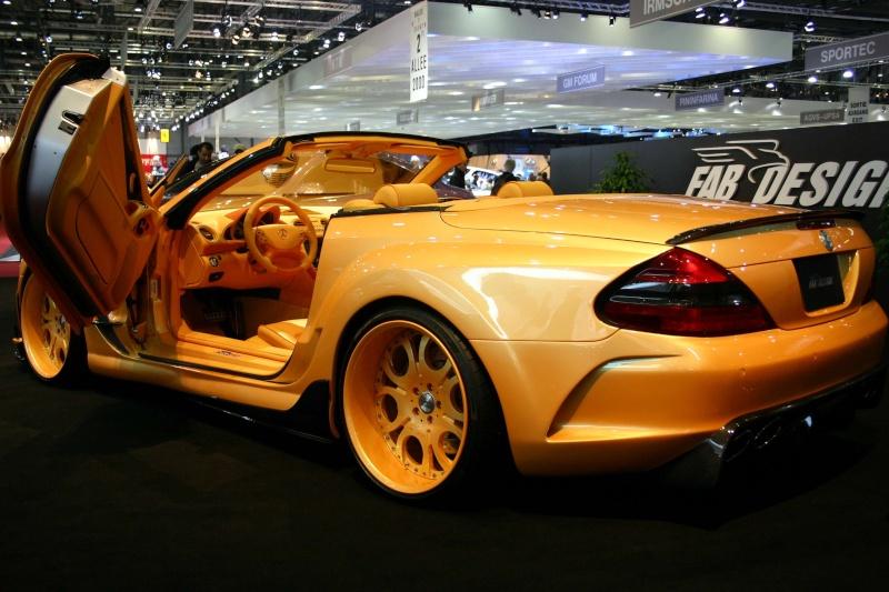[Photos] Galerie : La Mercedes SL R230 Fab_de47
