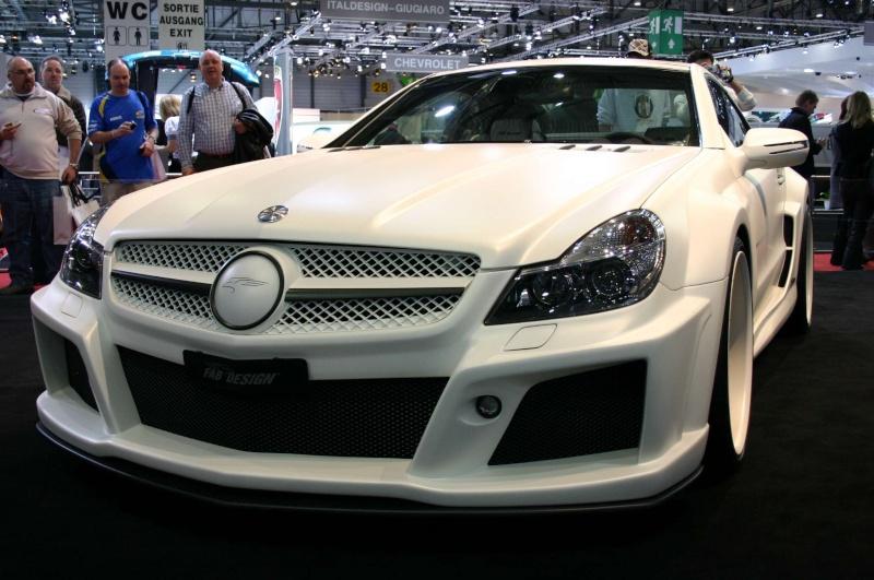 [Photos] Galerie : La Mercedes SL R230 Fab_de48