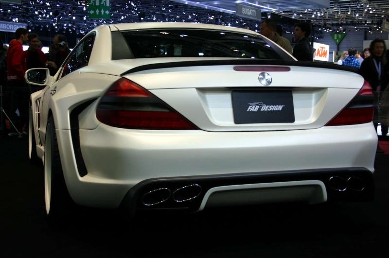 [Photos] Galerie : La Mercedes SL R230 Fab_de50
