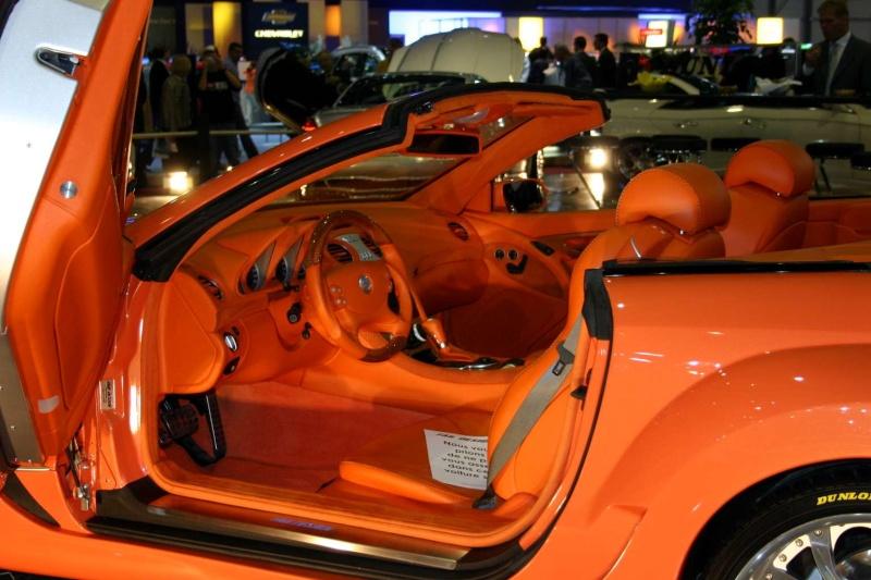 [Photos] Galerie : La Mercedes SL R230 Merced56