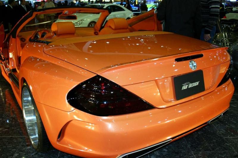 [Photos] Galerie : La Mercedes SL R230 Merced57