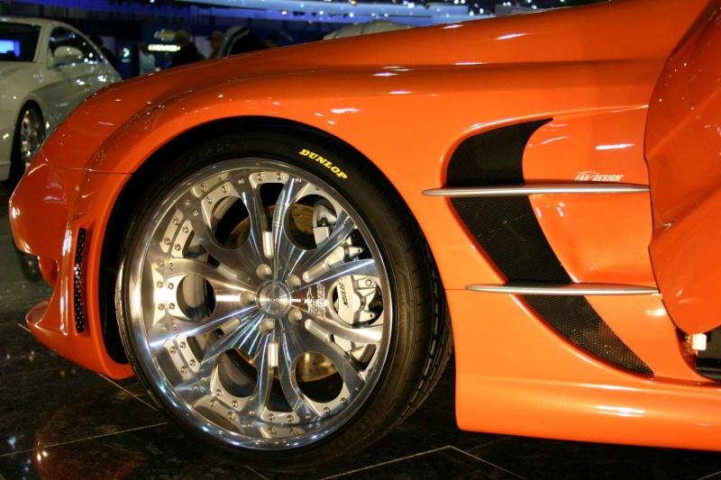 [Photos] Galerie : La Mercedes SL R230 Merced58
