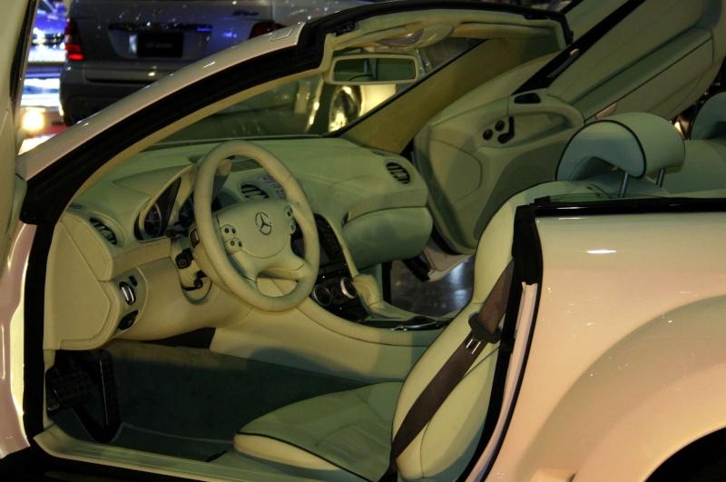 [Photos] Galerie : La Mercedes SL R230 Merced61